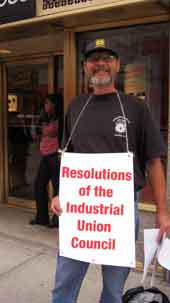 Resolutions of the IUC